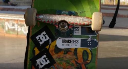 Go Skateboarding Day video report