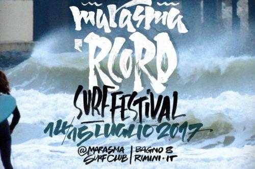 Marasma'rcord 2017 Surf Festival Rimini