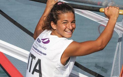 Mondiali windsurf, Giorgia Speciale vince l'oro nel Techno 283 Plus