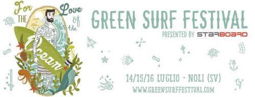 Noli ospiterà il Green Surf Festival, il primo evento surf 100% green in Italia