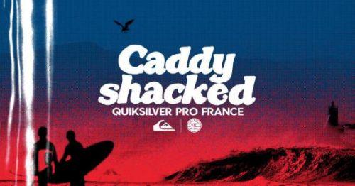 Quiksilver presenta Caddy Shacked