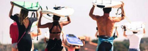 Surf & Yoga Con Denise Dellagiacoma Capo Mannu Sardegna