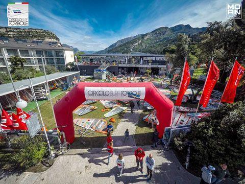 AICW - Windsurf Grand Slam 2017 Campionati Nazionali Windsurf a Torbole