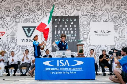 Al via gli ISA World Junior Surfing Championship