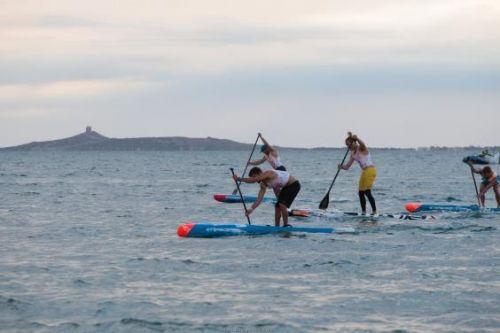 Campionato Italiano Assoluto FISW Surfing di SUP Race