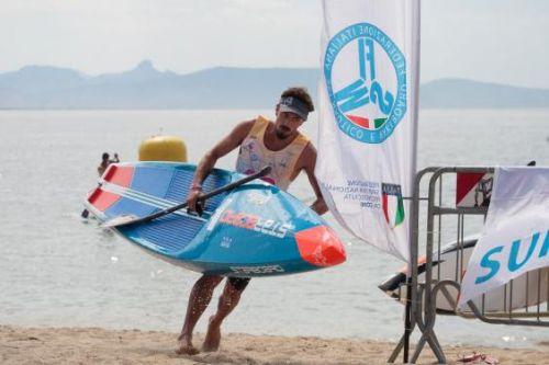 Campionato Italiano Assoluto FISW Surfing di SUP Race: ecco i verdetti