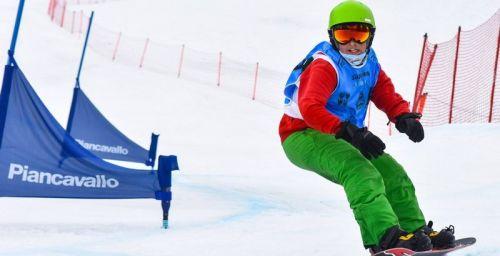 La squadra di snowboard FISI FVG 2017-2018
