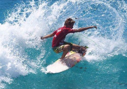 Uragano Irma, muore campione di surf 16 Zander Venezia