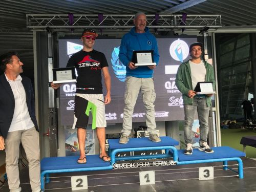 A Frank e Treggiari i titoli nazionali Formula Windsurfing e Raceboard