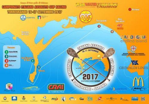 Al via il Campionato Italiano Assoluto di SUP Race