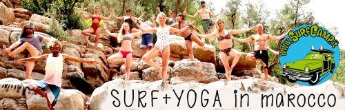 CAPODANNO SURF + YOGA