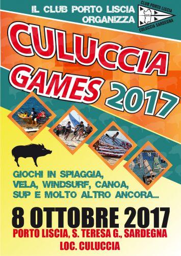 Culuccia Games 2017