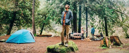 L'Abc dell'escursionista... (Columbia uomo)