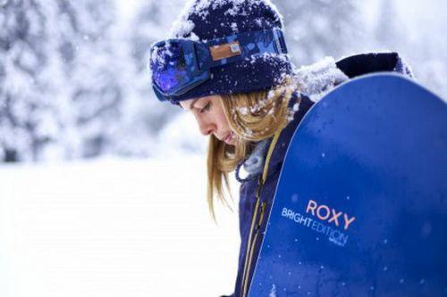 Scopri l\'outerwear ROXY per il tuo inverno