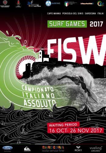Si accende il semaforo verde sui FISW Surf Games