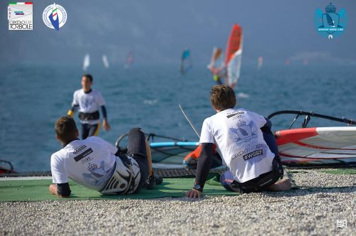 WINDSURF GRAND SLAM- CAMPIONATO NAZIONALE SLALOM Day 2