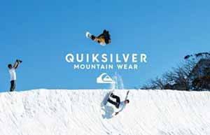 Feel The Freedom con Quiksilver