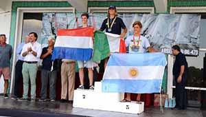 Nicolò Renna vince i Campionati Sudamericani Techno Plus