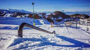 Prato Nevoso, oltre alle piste apre lo snow park