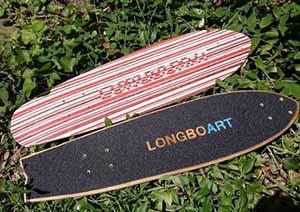 Skateboard made in Italy