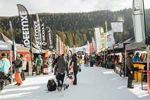 Snow Shop Test annullato per il 2018