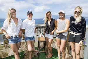 World League 2017: atto finale, in cinque per il titolo femminile al Maui Pro