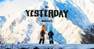 Quiksilver presenta 'Yesterday'