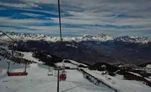 Valle d'Aosta, apre Pila Snowland!