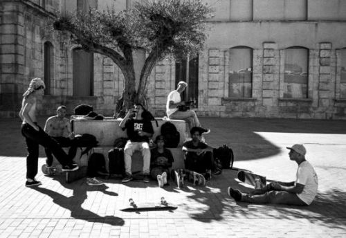 Il Team DC Skate Italy a Madrid