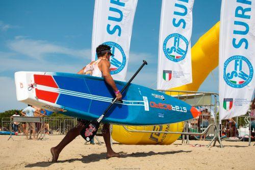 Al via a Livorno la Coppa Italia di SUP Racing e Paddleboard