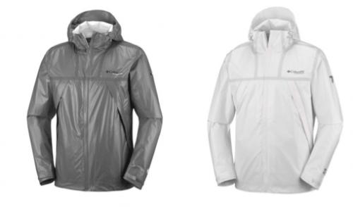 Columbia Eco Jacket - OUTDRY EX ECO TECH SHELL  (uomo e donna)