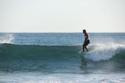 Mattia Maiorca ai FISW Surf Games 2017 foto Alessandro Tocco