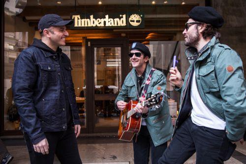 TIMBERLAND lancia Flyroam Diaries, uno street social diary tra musica, lifestyle e viaggio