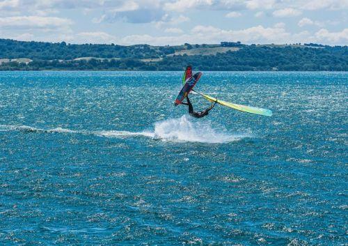 Eco-istruttori di surf, sport si sposa con ambiente e dieta
