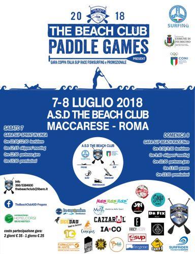 A Maccarese torna la Coppa Italia di SUP Racing