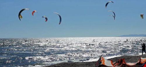 Kitesurf Contest 2018, ottima riuscita e grande partecipazione