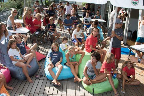 Prove gratuite di  kitesurf al Circolo Surf Torbole