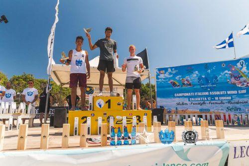 Titoli italiani slalom, Formula e Raceboard per il Circolo Surf Torbole