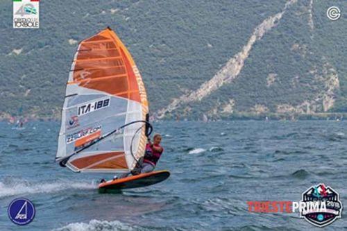 Argento ai mondiali slalom per Anna Biagiolini
