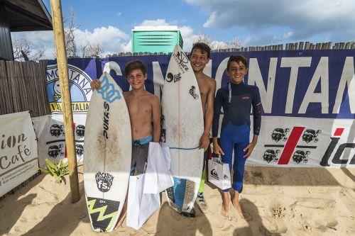 Didobeach Surf Contest: tra le onde di Buggerru domina Roberto D'amico