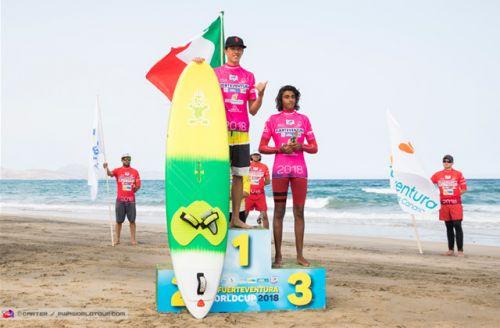 Eugenio Marconi è campione del mondo under 20