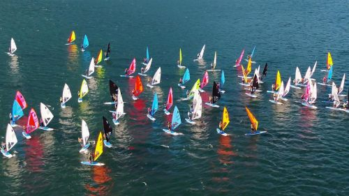 Gran finale al Torbole Windsurfer World Trophy