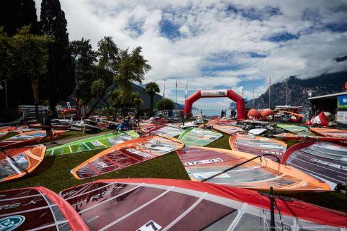 365 giorni al Campionato del mondo RS:X, windsurf olimpico a Tokyo 2020