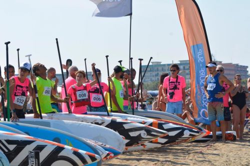 Tanaonda SUP Race 2018 - Report