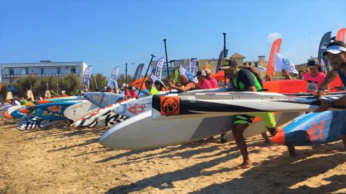 Tanaonda SUP Race 2018 - Report