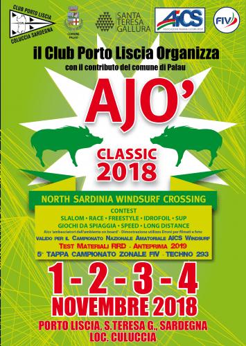 AJO' CLASSIC 2018 PRESENTAZIONE
