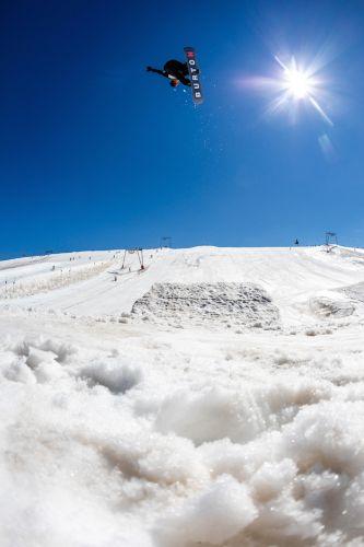 ALBERTO MAFFEI FIRMA PER BURTON SNOWBOARDS