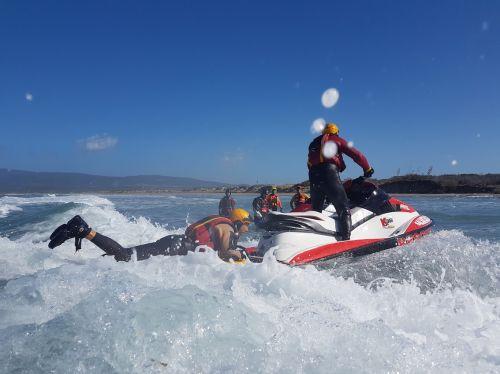 K38 Italia per la sicurezza in acqua del Forte Village Challenge Sardinia
