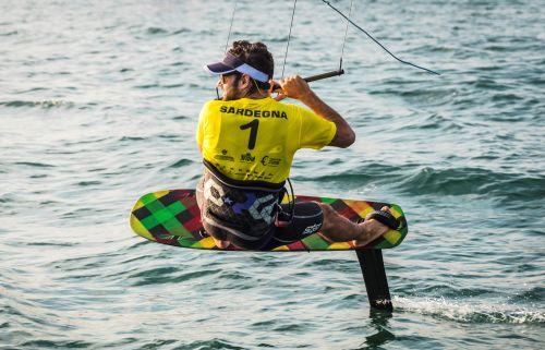 SARDINIA GRAND SLAM IKA Kite Foil Gold Cup World Championship – Day 4