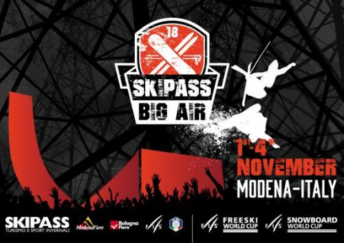 Skipass porta la Coppa del Mondo a Modena